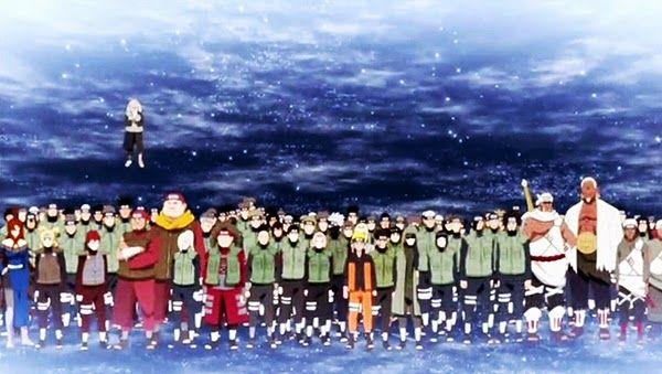 Naruto Shippuden Anime Wallpaper Hotaru No Hikari Lyrics