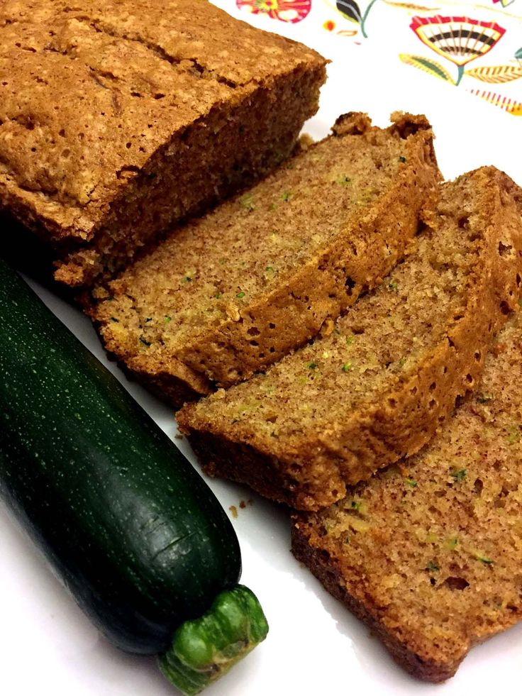 This is the last zucchini bread recipe you'll ever need. Once you try this EPIC zucchini bread, you'll never make it any other way!