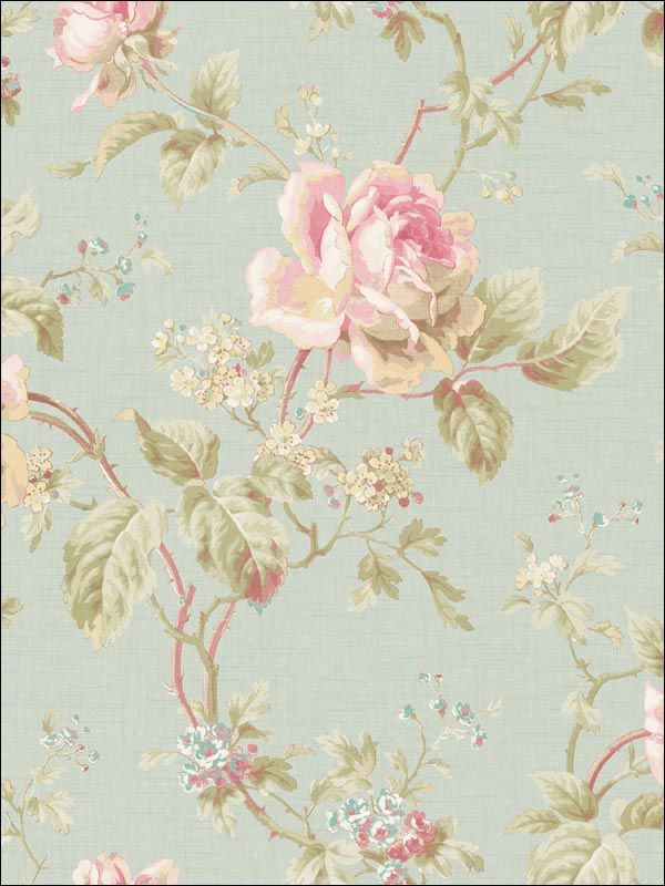 wallpaperstogo.com WTG-098208 Seabrook Designs Traditional Wallpaper