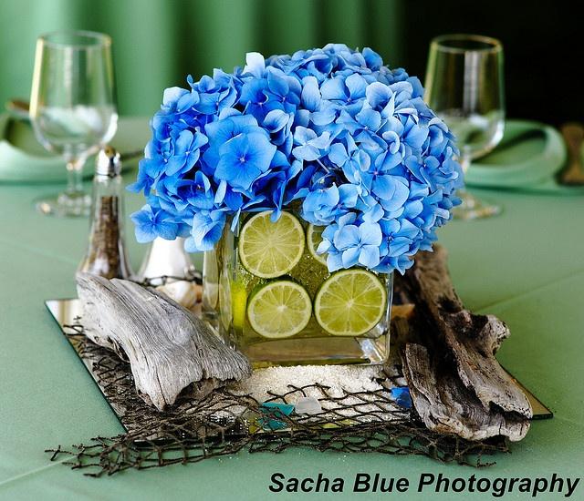 Best hydrangea beach wedding images on pinterest
