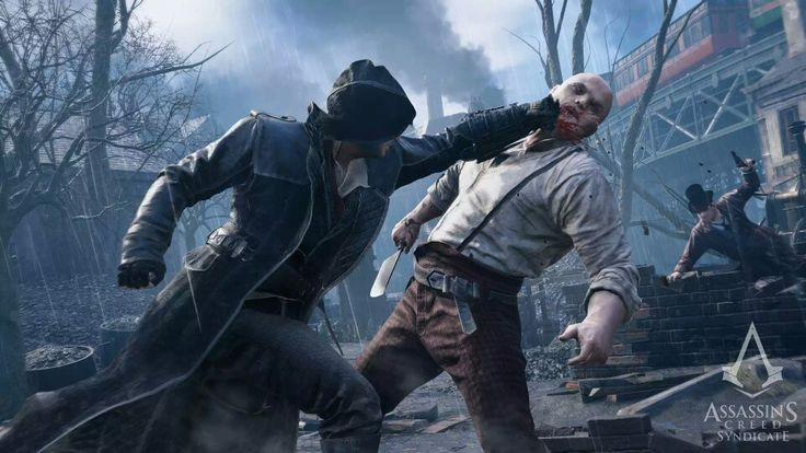Assassin's Creed Syndicate looks amazing! Did you watch the world premiere of the game earlier today? I sure did and I completly loved it!