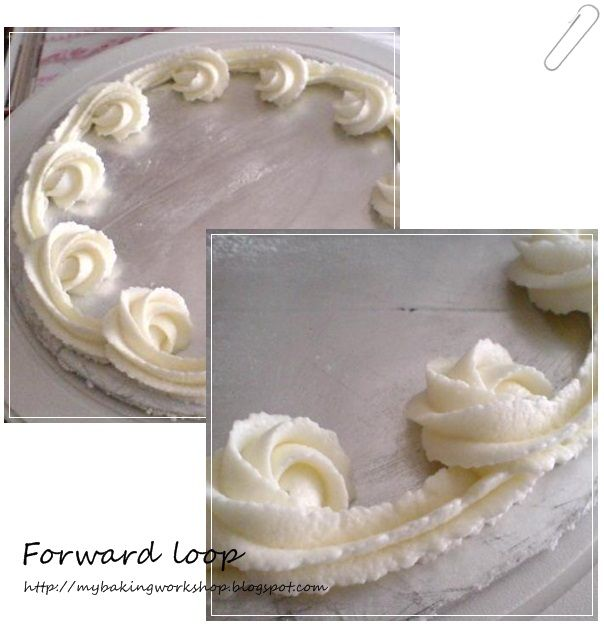 Cake Decorating Icing Borders : 1000+ images about Piping techniques on Pinterest Cake ...