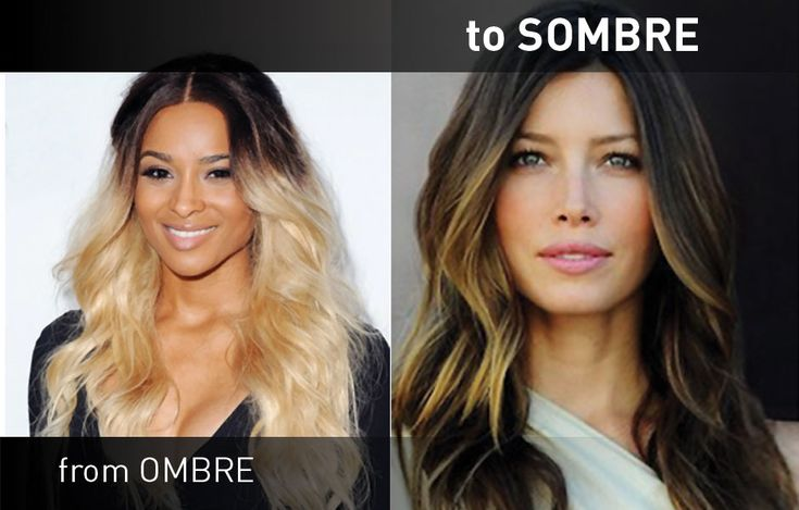 Ombre or Sombre- which one do you prefer for your stunning look?