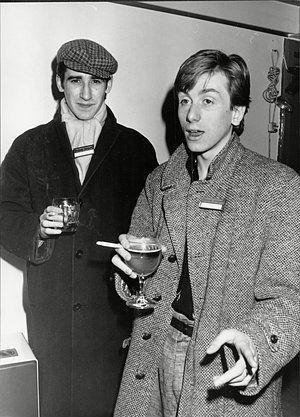 John Lynch and Tim Roth