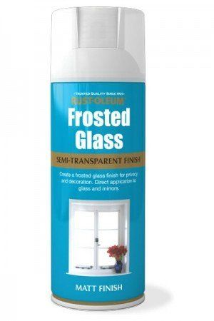 Rust-Oleum Milchglas Aerosol Spray Paint halbtransparent Windows Ätzen, 3er-Pack