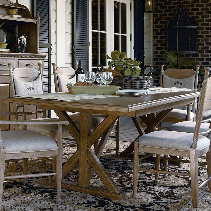 56 Best Instock Furniture Images On Pinterest  Tennessee Magnificent Universal Furniture Dining Room Set Review