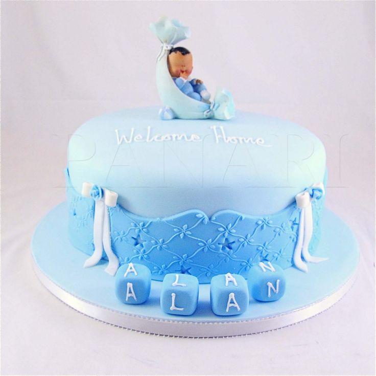 Amazing Bassinet Cakes