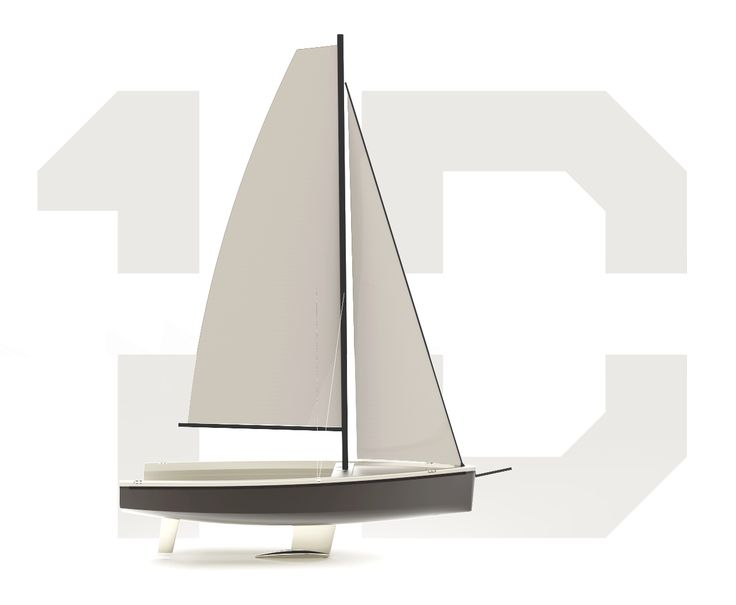 7.35m day sailer