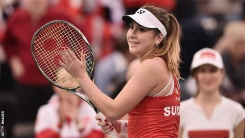 Welcome to sportmasta's Blog.: Rio 2016: Belinda Bencic out of Olympics to focus ...