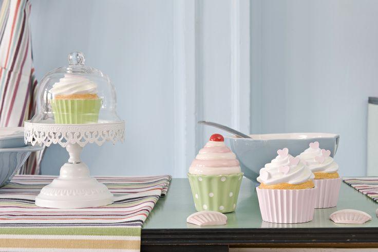 Cupcakes essence. http://www.lamallorquina.es/