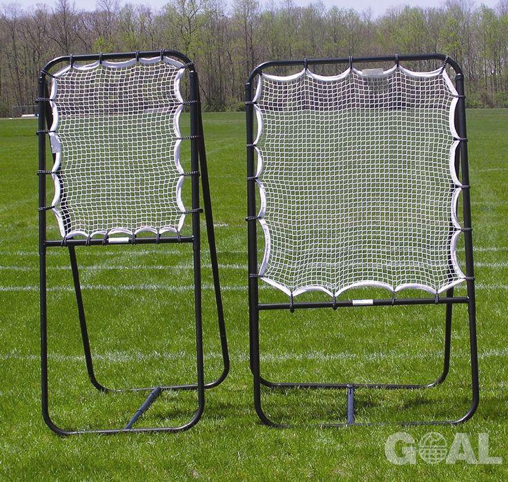 Goal Sporting Goods Cross Training 3x4 Soccer Rebounder - model CTR34 3'H… #SoccerGear #SoccerCleats #GolakeeperGloves #adidasSoccerJerseys