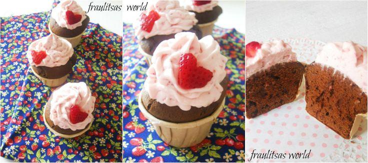 """Cupcakessssssss!!!!!<3(''Fraoulitsas World"""")"""