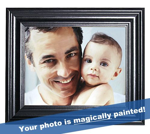 Framed Photo Canvas Art - OUR PRICE: $169.95 USD