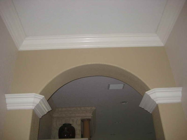 1000+ Ideas About Faux Crown Moldings On Pinterest