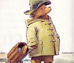 paddington Bear image in yellow coat - Google Search