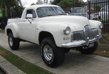 1950 Holden FX 4X4