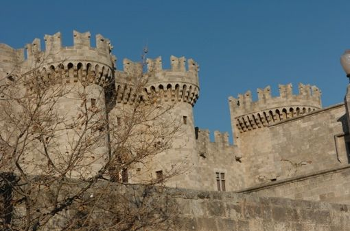 Castello_The Grand Masters' Palace_ Rhodes Old Town_510.Source:© GNTO/ DODECENESE PERFECTURE