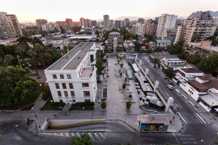 Boulevard Plaza Ñuñoa / Santiago CHILE / PLAN Arquitectos / www.planarquitectos.cl