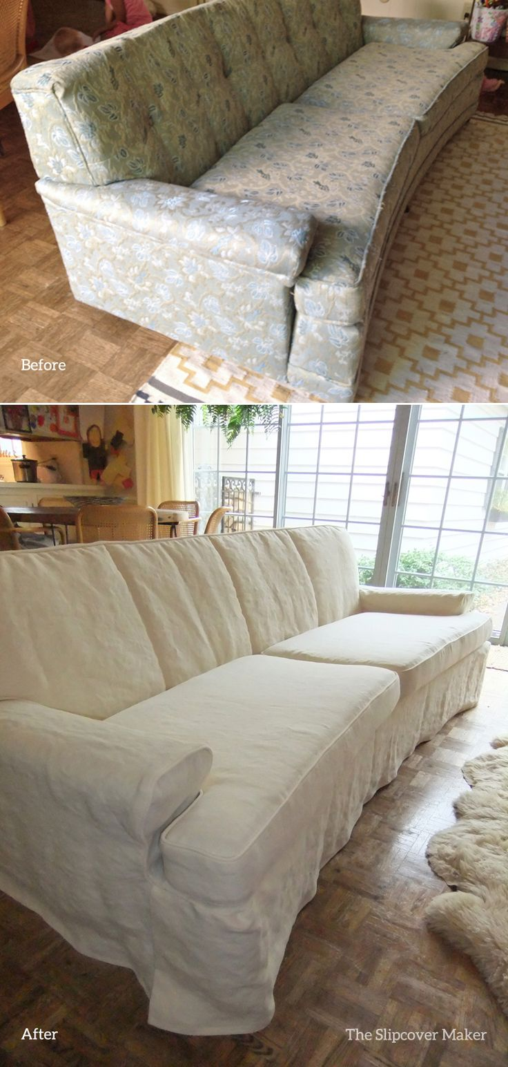 10 best Jenicas Hemp Slipcovers images on Pinterest Custom