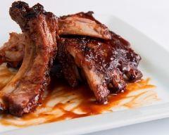Travers de porc Texan (facile, rapide) - Une recette CuisineAZ