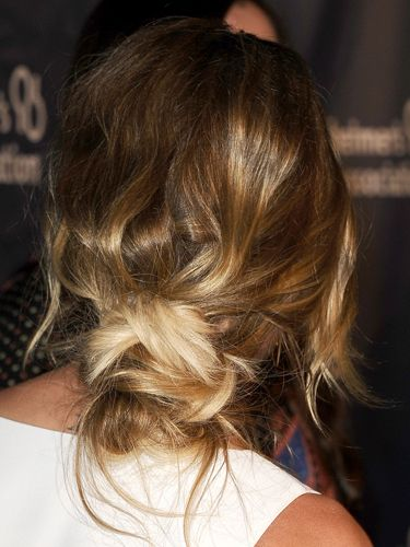 10 Cool Bun Hairstyles for Days You JUST. CAN'T.