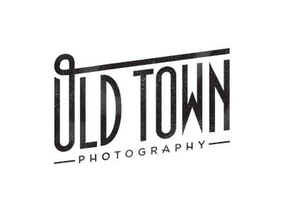 Old Town Photography Logo by Brandon Triola