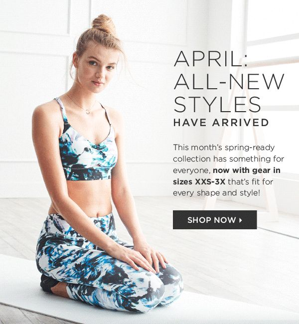 Time to pick or skip your Fabletics subscription for April + coupon for new members!   April 2017 Fabletics Selection Time + Coupon! →  https://hellosubscription.com/2017/04/april-2017-fabletics-selection-time-coupon/ #Fabletics  #subscriptionbox