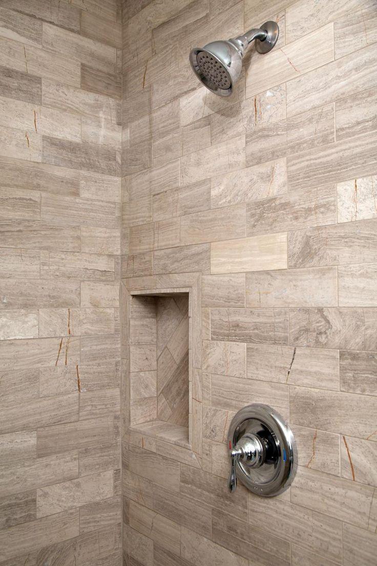 566 best Tile Showers images on Pinterest | Master bathrooms ...