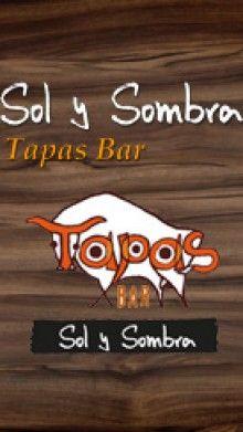 ¡Prueba la comida española en el bar Sol y Sombra!