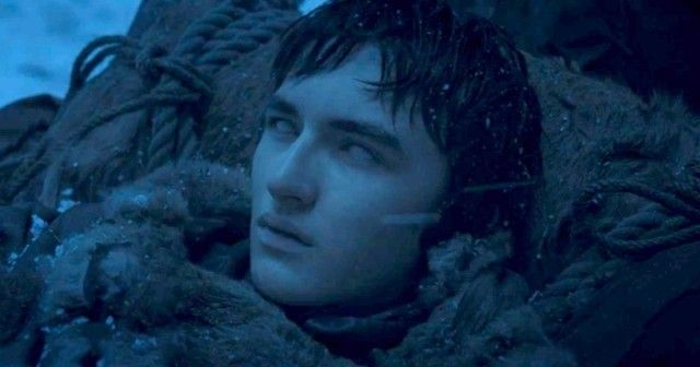 In Season 6, Bran learns that others can hear him while he is visiting the past, but doesn't understand that they can't quite fully understand what he's saying. He tries reasoning with King Aerys Targaryen (the Mad King) in a vision, but the king only hears whispers — so the king goes crazy. —amberw4