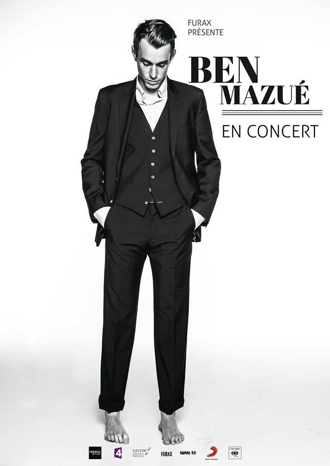Hello! Pour aujourd'hui c'est une petite chronique concert que je vous propose! Je suis allée voir Ben Mazué en concert par un hasard des plus total et : Olalalalalala mon dieu c'…