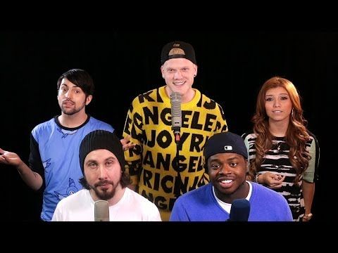 Happy - Pentatonix (Pharrell Cover) Posted on www.eccentricrandomness.com
