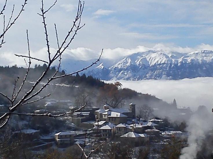 GREECE CHANNEL | Greveniti, east Zagori, Ioannina, Greece