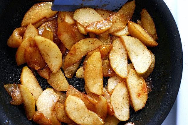 sauteed apples | Recieps | Pinterest
