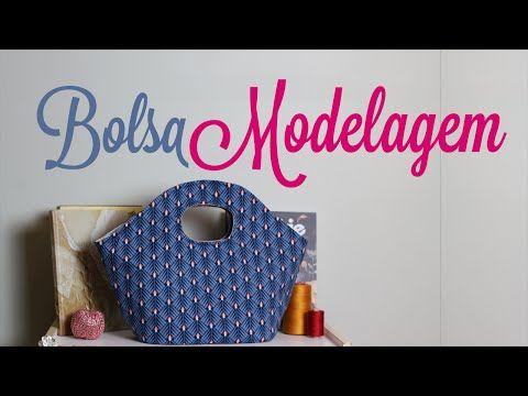 Patricia Cardoso - tutorial, passo a passo da modelagem de bolsa - YouTube