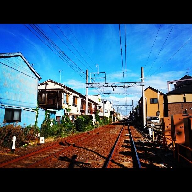 #tokyo#japan#sky#blue#railway#rusty#instagram#instagood#oshiage#grd#grd4#grdigital#grdigital4#ricoh#東京#墨田区#押上 - @jyotarou0800- #webstagram