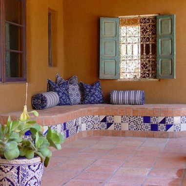Awesome Mexican Design Ideas, Pictures, Remodel and Decor                                                                                                                                                                                 More