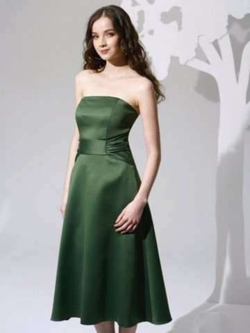 this would so work for Kevin and my wedding, I was looking for a nice green color for the bridesmaids dresses