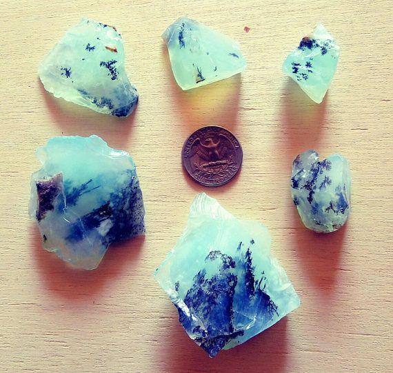 Blue Opal Andean Blue Opal/ Opalo Azúl Opalo Andino 1121