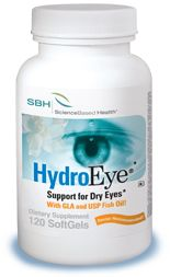 Doctor-recommended formulation provides continuous relief from dry eye discomfort due to: age, tear deficiency, contact lens wear, computer use, frequent flying, LASIK surgery, and other causes. Unique, patented formulation supports dry eyes with a proprietary blend of omega fatty acids and nutrient cofactors that help to maintain a healthy tear film and dampen inflammation, which is believed to be an underlying cause of dry eye.