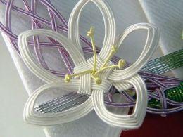 mizuhiki flower