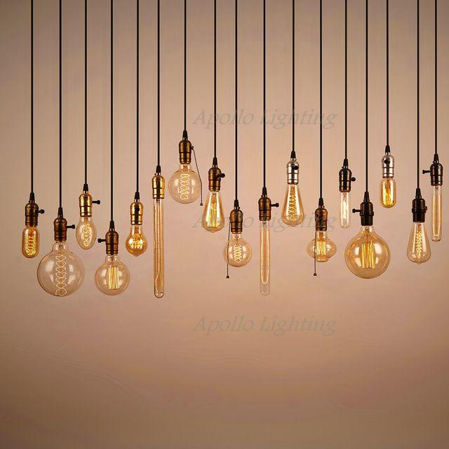 Lampade A Sospensione Filo Colorato ~ Design casa creativa e mobili ispiratori