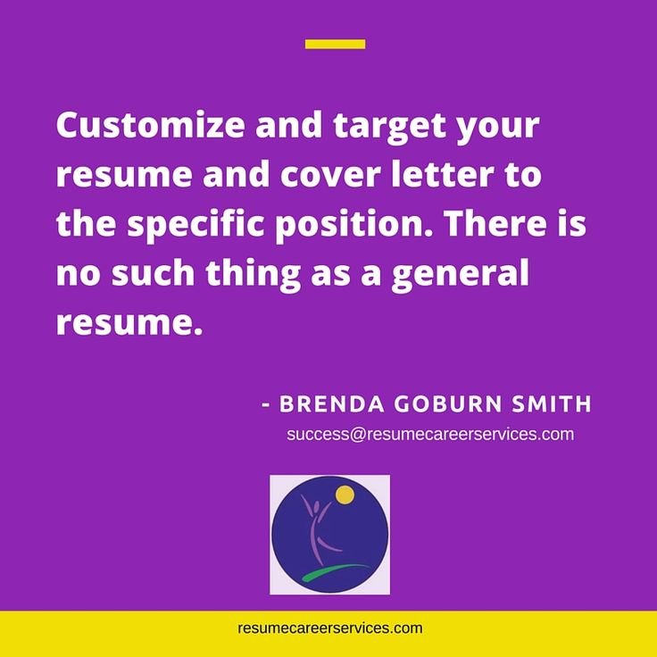 Develop An Approach Strategy To Match Your Skills With The Job Description. Resume  TipsCareer ...