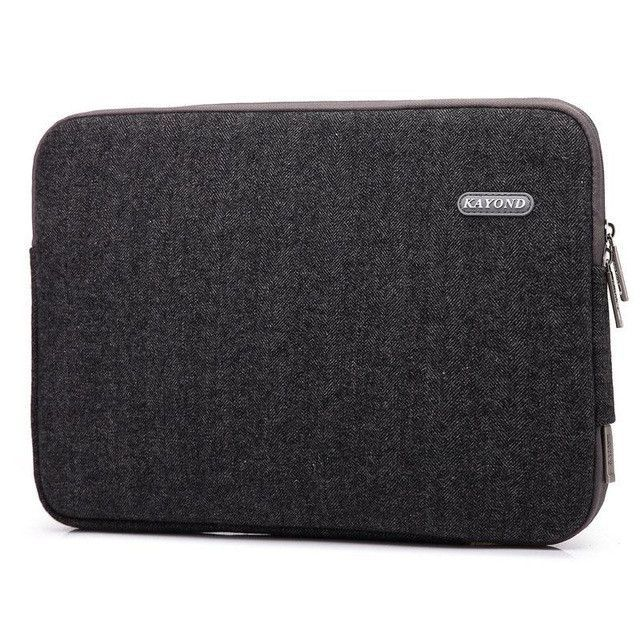 Kayond Brand Unisex Laptop Sleeve Liner Bag Sleeve Case Herringbone For 11 13.3 14 15.6 17 inch Laptop Notebook