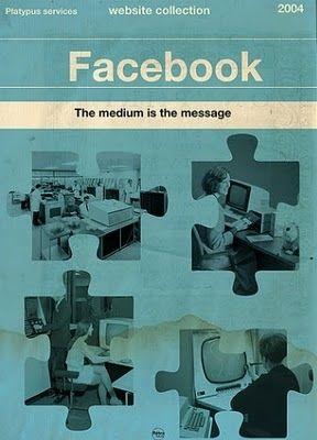 The Collective Loop vintage facebook. amazing