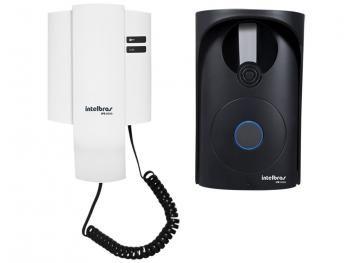 Porteiro Eletrônico Intelbras IPR 8000 - Abre Fechadura e até 2 Portões