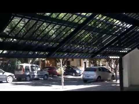 Porton levadizo triple sin saliente!!!!!!!!! - YouTube