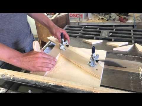 One-Board Challenge ~ Geometric Art - Sawdust and Embryos