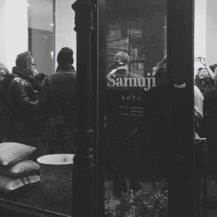 Thank you for a fun opening night, friends and Bollinger. See you at Samuji Koti!