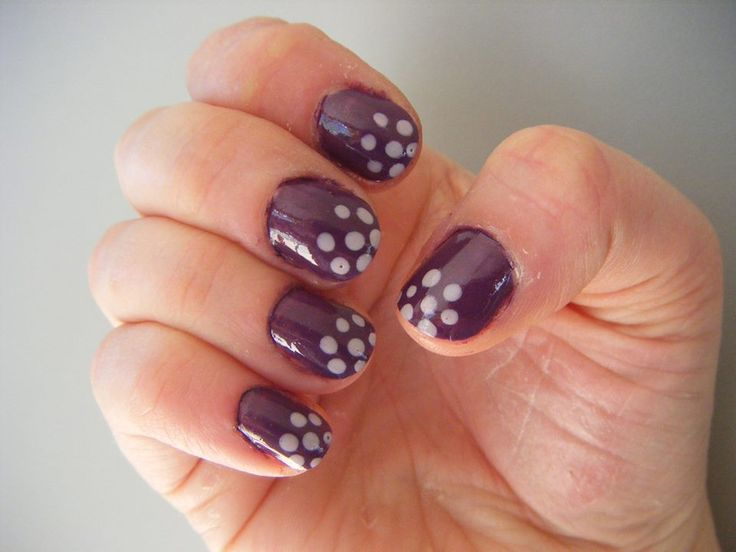 Meredith's dotty look